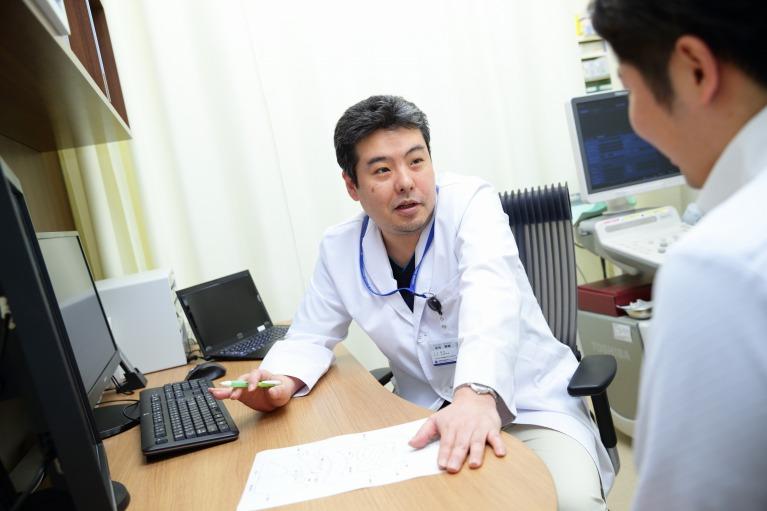 大腸がん健診における便潜血検査と大腸内視鏡検査